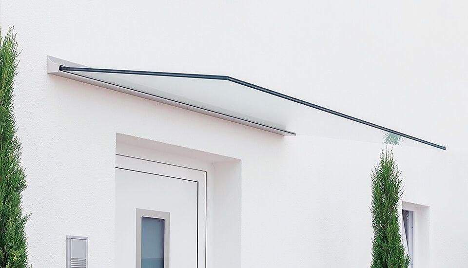 Glasvordach CANOPY cloud von Glassline - Vorschaubild