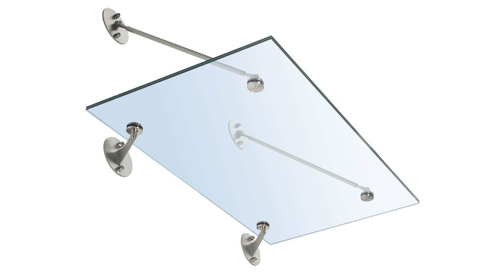 Glass Canopy Classic from Glassline - isolated product