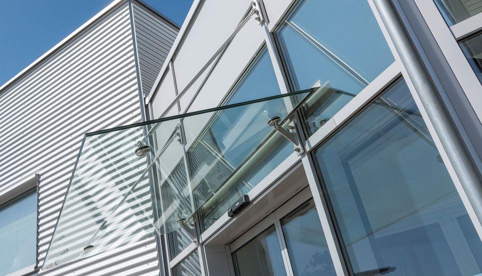 Glasvordach Canopy Classic von Glassline - Vorschaubild