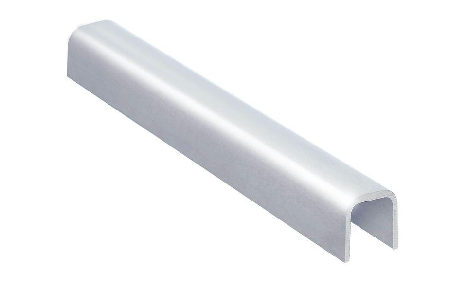 Edelstahlhandlauf für Glasgeländer System Balardo Steel