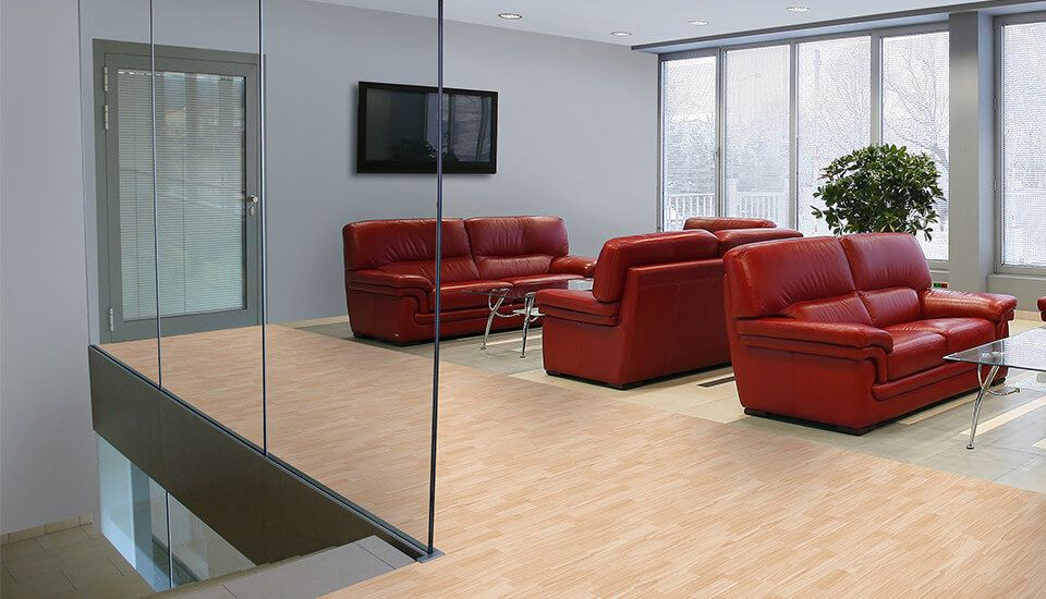Floor-to-ceiling glazing Balardo Alu Glasswall from Glassline - preview image