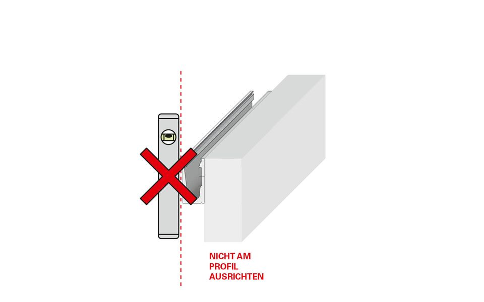 Glase railing attachment Balardo core installation instructions