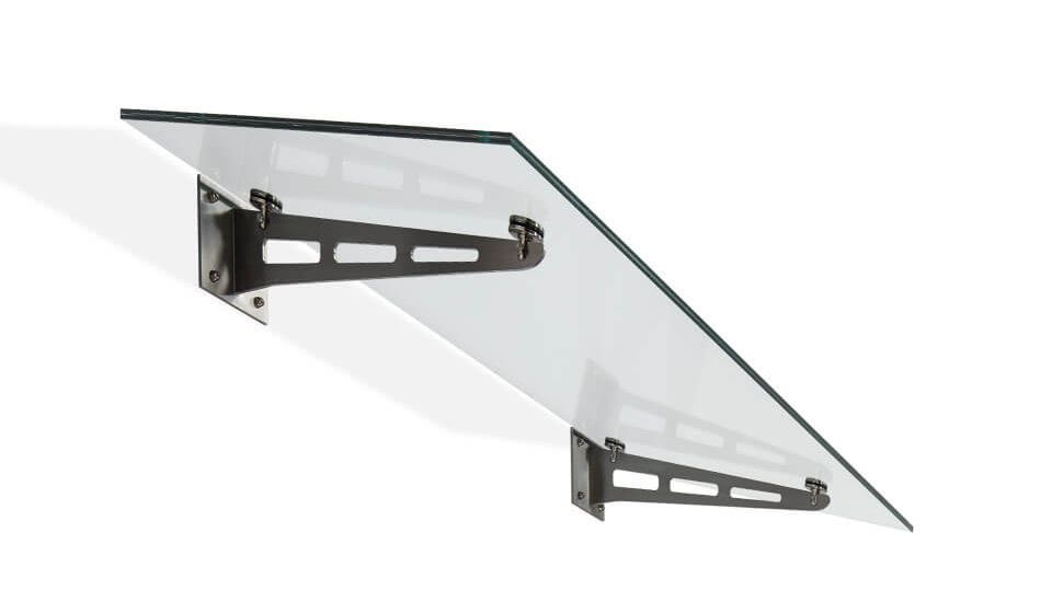 Glass Canopy Blade from Glassline - isolated product