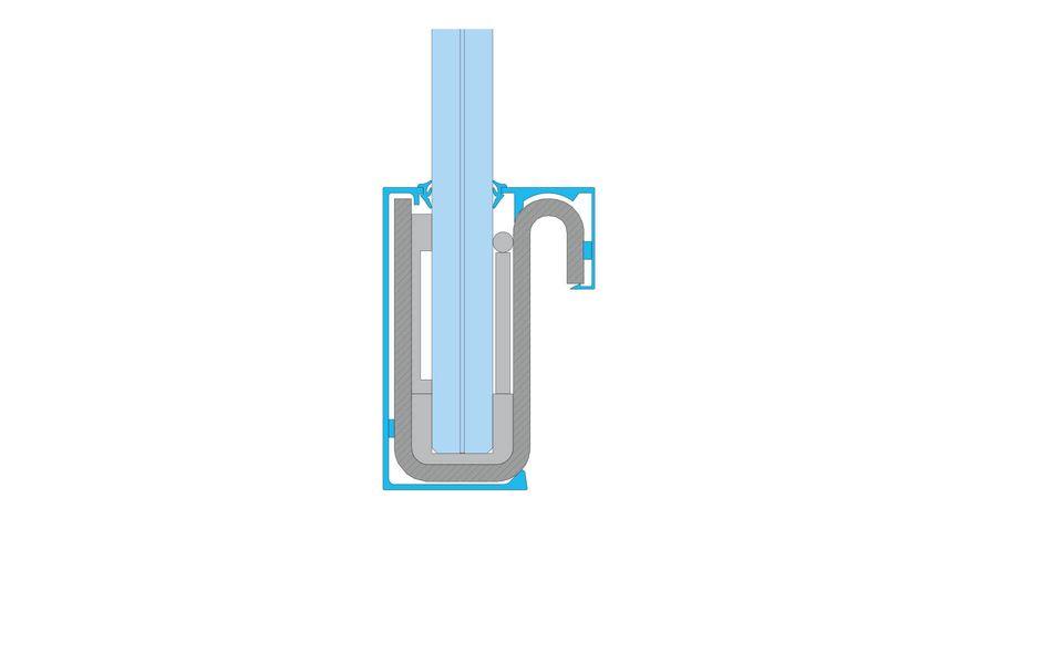 Glasgeländer  Montageanleitung Balardo Steel Step 9