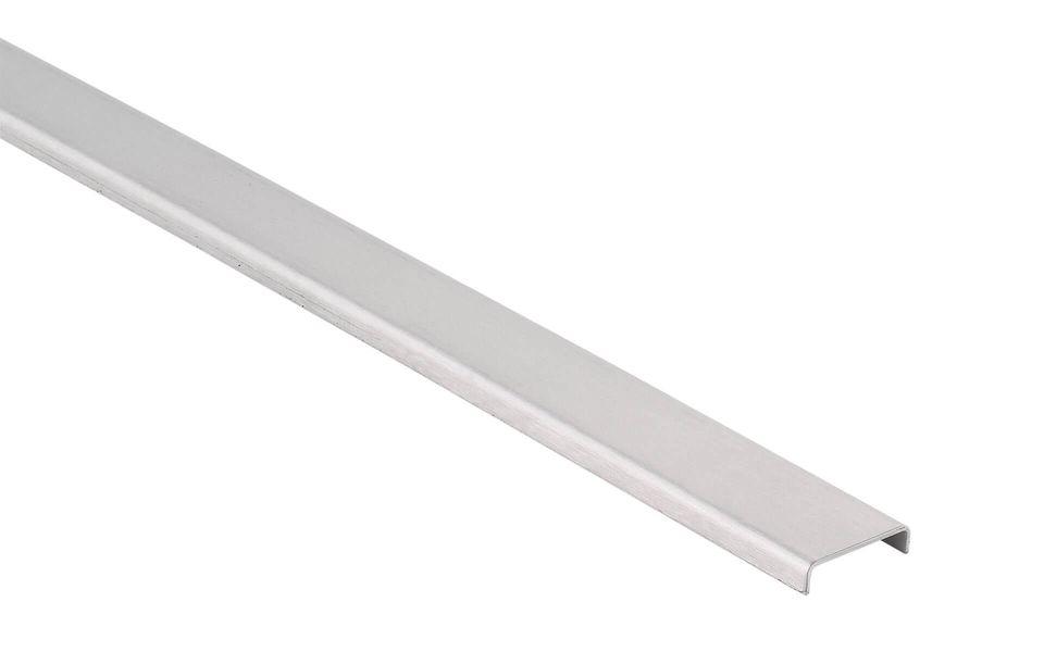 Glassline Ganzglasgeländer BALARDO core hd Systemangepasstes Glaskantenschutzprofil