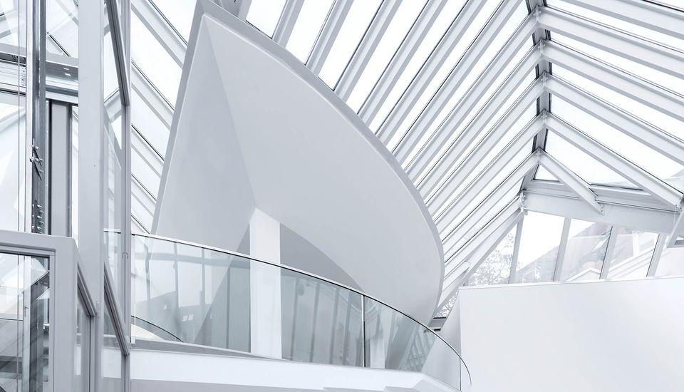 Glasgeländer Balardo Wave von Glassline - Übersichtsbild