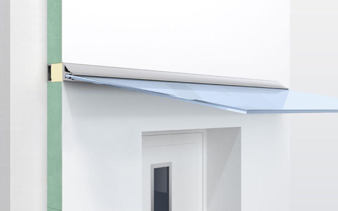 GLASSLINE: Glass railing, glass canopies, façade glazing ...
