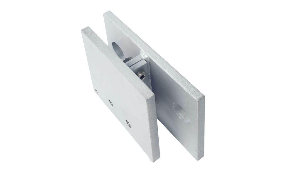 Blendset und bauanschlusselement Balardo Steel Glasgeländersystem