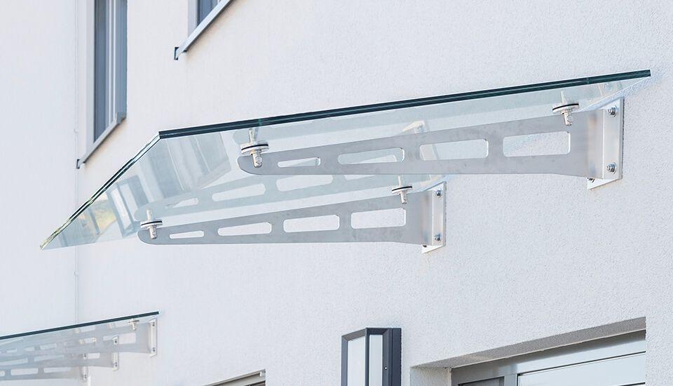 Glasvordach Canopy Blade von Glassline - Vorschaubild