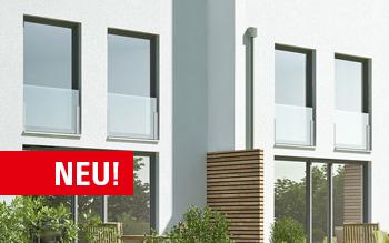Glassline Glasgelander Glasvordacher Fassadenverglasung
